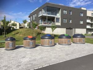 """OBVESTILO: Predlog nove ureditve zbiranja odpadkov na območju """"ABC garaž"""""""